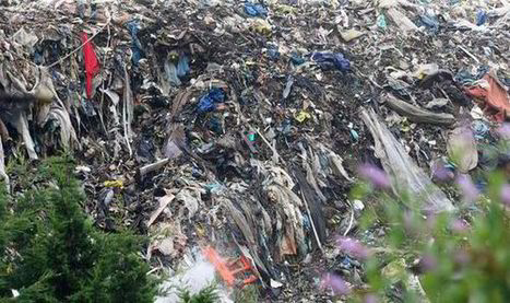 Diggers start clearing 20,000 tonne rubbish pile in Kent | UK | News ... | Local government in Britain | Scoop.it