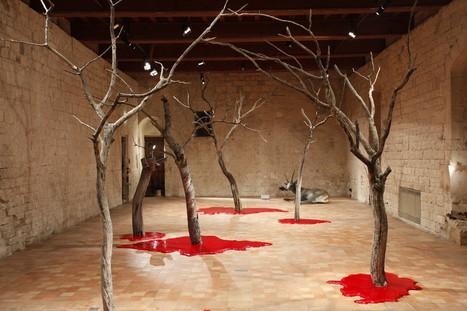 Victoria Klotz, Le ravissement des loups, 6 novembre 2011 - 22 janvier 2012 | Château départemental des Adhémar - centre d'art contemporain | Scoop.it