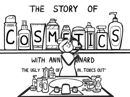 """The Story of Cosmetics"" by Annie Leonard Uncovers Hidden Toxins 