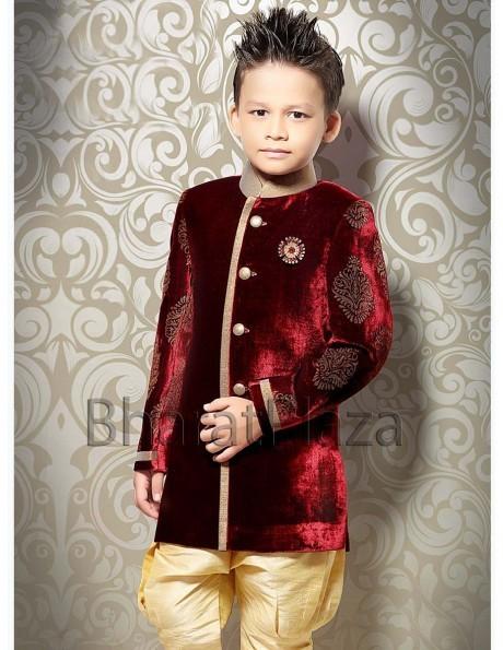 Kid's Wear Sherwani | shopping | Scoop.it