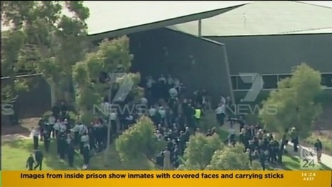 Prisoners riot at Metropolitan Remand Centre in Ravenhall (Vic)   Alcohol & other drug issues in the media   Scoop.it
