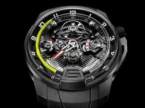 The 7 Hottest Watches At The World's Biggest Timepiece Fair   Online Tools for the Luxury Retailer   Scoop.it