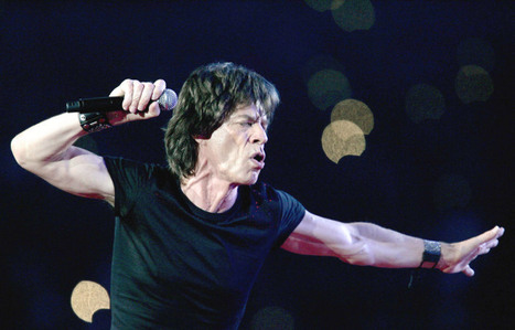 Mick Jagger: Cool at all costs - Vancouver Sun | Cool International | Scoop.it