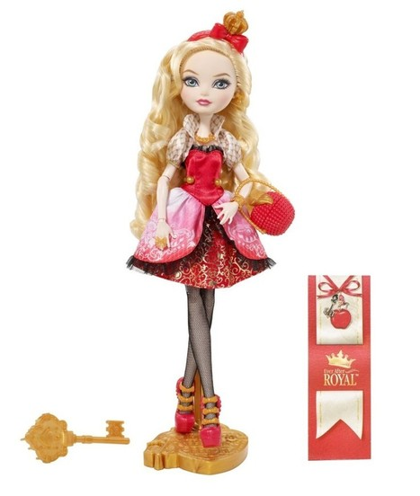 Ever After High Apple White Doll Review - Cool Toy Review | movies and gaming and shows | Scoop.it