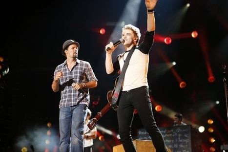 Hunter Hayes and Jason Mraz Debut YouTube Mashup Of 'Everybody's Got Somebody But Me'   Country Music Today   Scoop.it