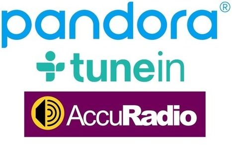 Pandora, TuneIn, and AccuRadio launch Harmonic Audio Network for advertisers – RAIN News | MUSIC:ENTER | Scoop.it