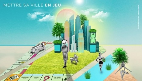 La ville sera votre terrain de jeu | SoonSoonSoon.com | CITY 4.0 | Scoop.it