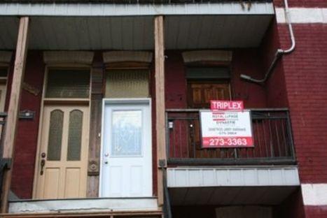Les banques se retiennent de baisser leurs taux hypothécaires | Immobilier à Montreal | Scoop.it