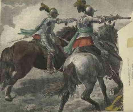 Tácticas y Técnicas de los Tercios Españoles, Caballería (Parte III) - Revista de Historia | Enseñar Geografía e Historia en Secundaria | Scoop.it