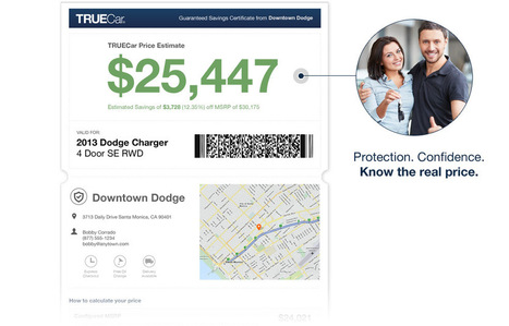 Why Car Dealers Should GIVE CARS AWAY FREE - TrueCar.com Hassle-free Car-Buying   Ecom Revolution   Scoop.it