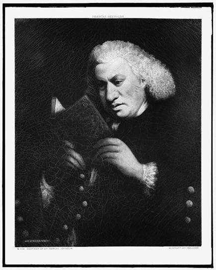 Publication of Dr Johnson's Dictionary | The English world | Scoop.it