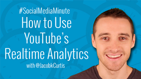 How to Use YouTube RealTime Video Analytics | Social Media Tutorials | Scoop.it