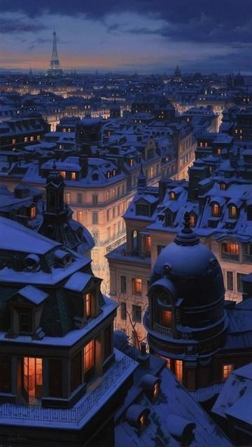 Paris, the Film Set | urban class | Scoop.it
