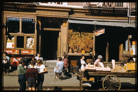 VINTAGE PHOTOS: Take A Tour Of Manhattan In The 1940s | Vintage Whatever | Scoop.it