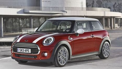 Nouvelle MINI, le plein de technologies - Le Figaro | Design, Innovations & Digital | Scoop.it