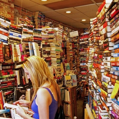Why Amazon Should Play Nice With Local Bookstores | Social Media Marketing | Scoop.it
