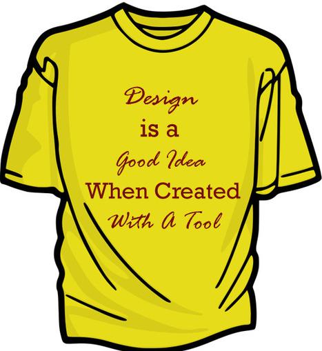 Online custom tee shirt design software best for your end-users | T-shirt Design Software | Scoop.it
