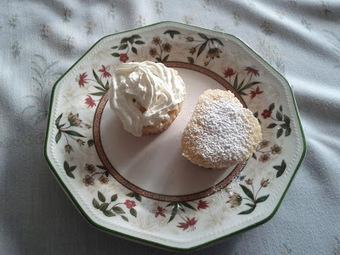 Falsos cupcakes en microondas: fácil, rápido y enima #glutenfree! | Gluten free! | Scoop.it