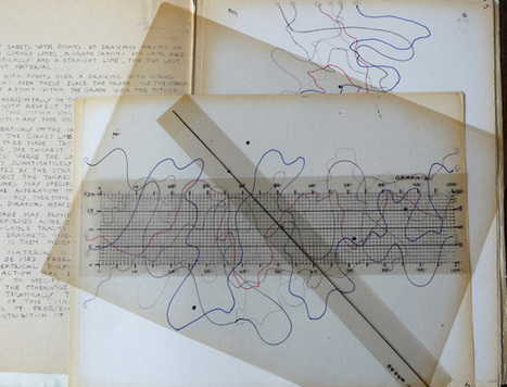 5 Examples of Experimental Music Notation | Music Representation as a Tool | Scoop.it