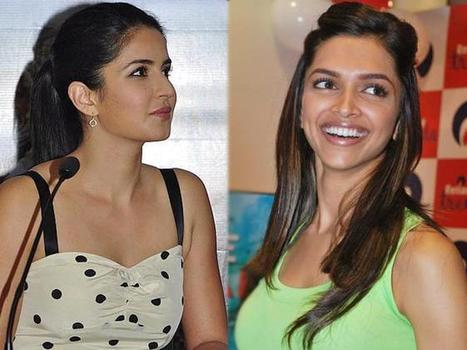 Deepika, Katrina battle for double hat-trick with Ram Leela, Dhoom 3 | nthwall | Scoop.it