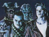 Exclusive Nightbreed: The Cabal Cut Interview with Russell Cherrington, Mark Miller, and Michael Plumides | Nightbreed TV Show News (In Development) | Scoop.it
