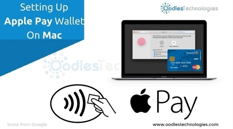 Setting Up Apple Pay Wallet On Mac | Mobile-and-web-application | Scoop.it
