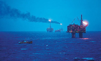 The Real State of Scotland's Oil and Gas Reserves | Referendum 2014 | Scoop.it