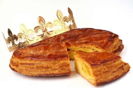 Discover a Tasty French New Year Tradition | French language | Scoop.it