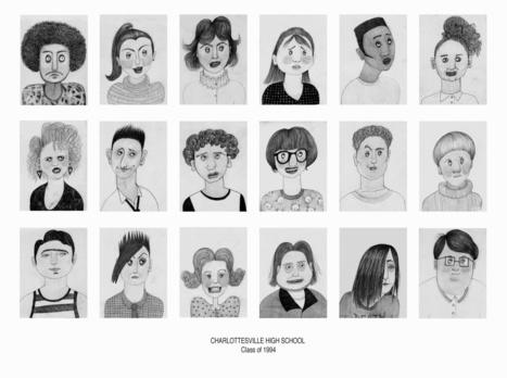 Alice Panerai's Portfolio - High School Yearbook | Illustrators, artists, photographers | Scoop.it