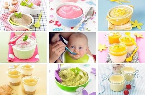 Quelles recettes de petits pots pour bébé de 1 an ? | Enfants et bébé | Scoop.it