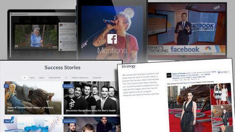 Facebook zeigt Paradebeispiele der Social-Media-Nutzung | Social Media Superstar | Scoop.it