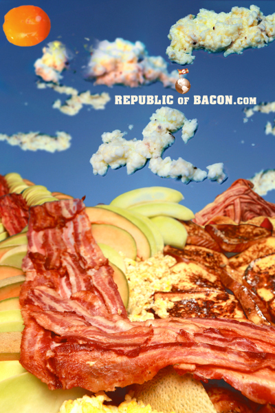 Bacon and Wine Pairing – from the Republic of Bacon | Quirky wine & spirit articles from VINGLISH | Scoop.it