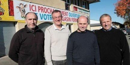 Produits locaux : des fermiers montent un supermarché à Serres-Castet | perspectives de valorisation du monde agricole | Scoop.it