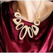 Fashion Gorgeous Irregular Frosted Water-Drop Necklace A0378 | fashion and cheap jewelry | Scoop.it