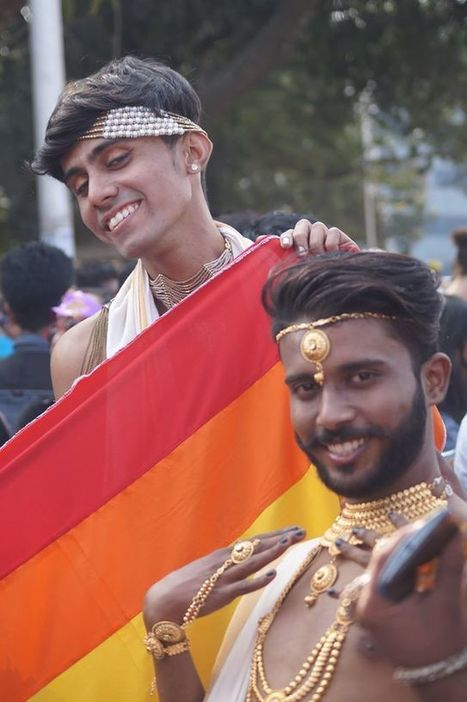 MY STORY: Love Is Love & People Are People - My Experience at the Namma Pride March in Bangalore | This Gives Me Hope | Scoop.it