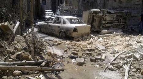 Un analyse sur la Syrie et le contexte géopolitique local | Vues du monde capitaliste : Communiqu'Ethique fait sa revue de presse | Scoop.it