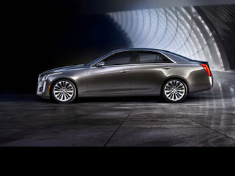 Top Supercar Models: Cadillac CTS Sedan 2014 Revealed | Best Supercars | Scoop.it