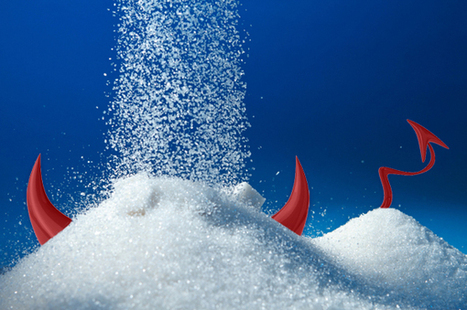 Why Sugar (Not Fat) Makes You Fat (Nutrition 101) | Level up your life | Scoop.it