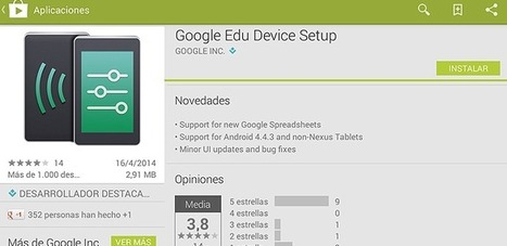 Google confirma por lapsus la inminente actualización a Android 4.4.3 | Noticias Sistemas Operativos para Móviles | Scoop.it