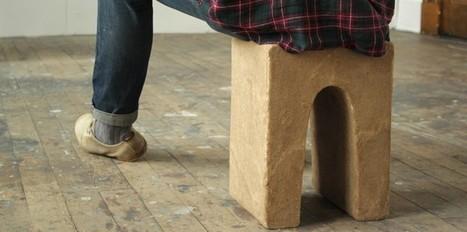 Faire pipi dans le sable pour fabriquer des meubles | SoonSoonSoon.com | Ressources pour la Technologie au College | Scoop.it