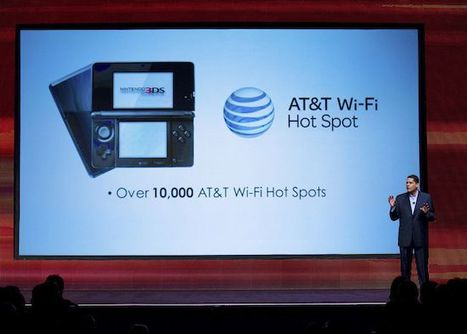 "Nintendo says ""no thanks"" to smartphones | Entrepreneurship, Innovation | Scoop.it"