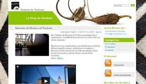 IL Y A 7 ANS...Concours de souvenirs au Museum de Toulouse | Clic France | Scoop.it