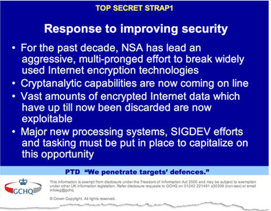 Computer Security Industry Rocked By NSA Revelations | High Technology Threat Brief (HTTB) (1) | Scoop.it