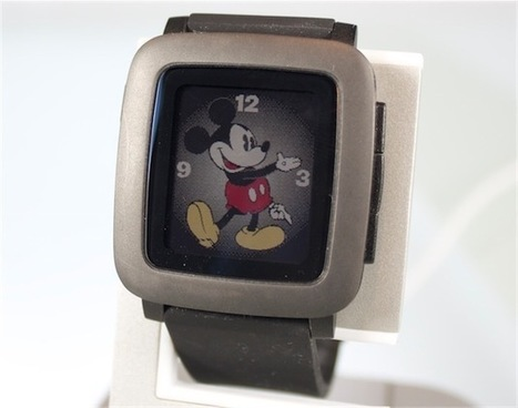 Test de la Pebble Time : l'anti-Apple Watch | Quantified Self | Scoop.it