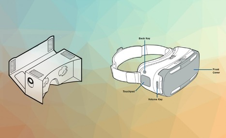 Les apps du Cardboard sont compatibles avec le Gear VR | Vrlab.fr | Scoop.it