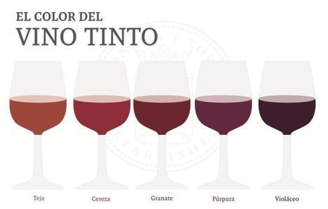 Los tipos de vinos según su color | Nuestros mejores vinos | Scoop.it