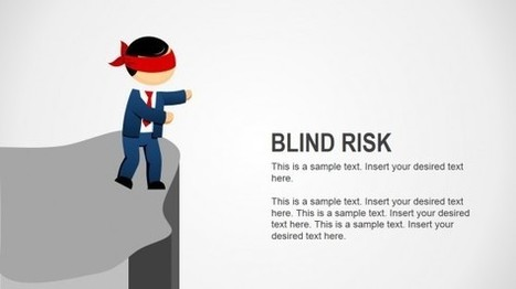 Blind Risk Business Analogy Slides for PowerPoint   PowerPoint Presentations   Scoop.it