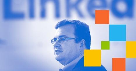 Microsoft's New Secret Weapon is Reid Hoffman — LinkedIn   Yellowhouse Managing Benefits   Scoop.it