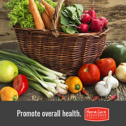 When it comes to vegetables, no other season offers a harvest that's greater in diversity than summer | Home Care Assistance Columbus | Scoop.it