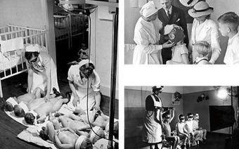 ConDemNation: Lebensborn Program Photos: Nazi Nurses Behind 'Super Race Children' | TPE: lebensborn | Scoop.it